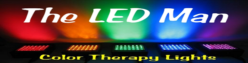 The LED Man high power LED light therapy